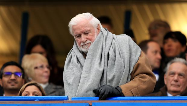 Former Chelsea owner Ken Bates has been criticised for his comments on allegations of racial abuse at the club (Mike Egerton/PA Images)