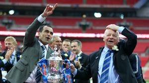 Wigan have gone from winning the FA Cup to adminstration (Anthony Devlin/PA)
