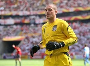 Paul Robinson played for England at the 2006 World Cup (Martin Rickett/PA)