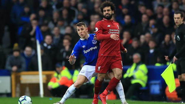 The Merseyside derby will be free to air via Sky on the weekend of June 19-21 (PA)