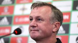Michael O'Neill's Northern Ireland will aim to do what no other nation has ever done against Germany