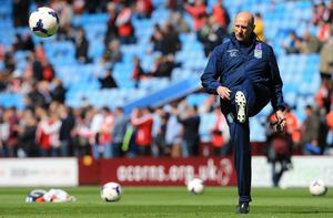 Gordon Cowans made more than 400 appearances for Villa and was later part of the club's coaching staff (Nick Potts/PA)