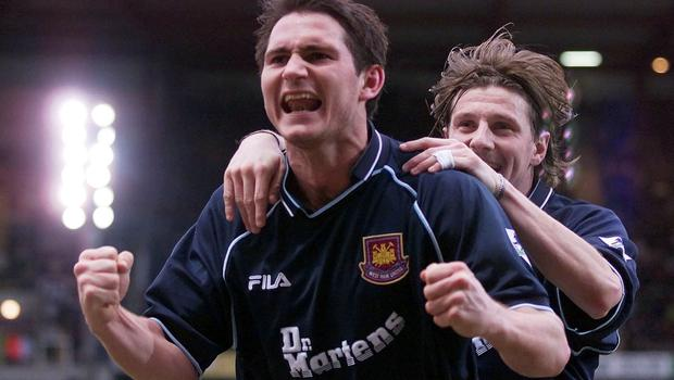 Former Hammer Lampard will manage against them for the first time (Phil Noble/PA)