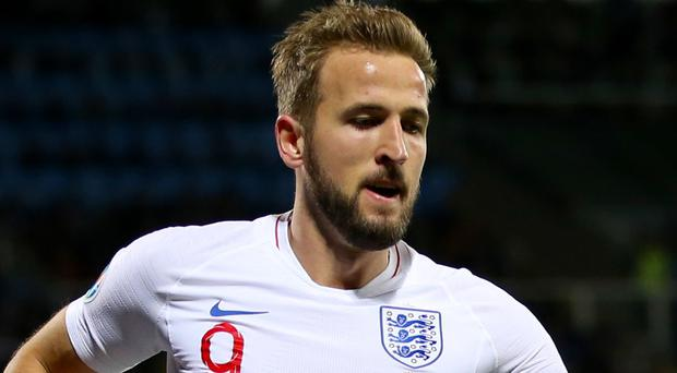Harry Kane and England will face Austria and Romania in warm-up clashes ahead of Euro 2020 (Steven Paston/PA)