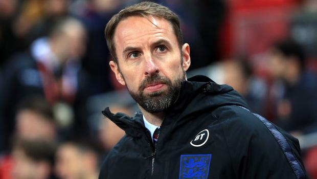 Gareth Southgate has high hopes for his young squad (Mike Egerton/PA).