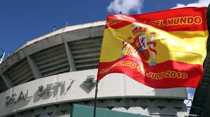 Football in Spain will continue to be on hold (Nick Potts/PA)