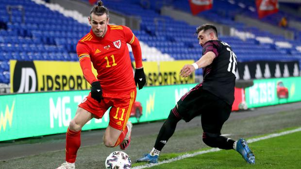 Wales are hoping skipper Gareth Bale (left) can inspire them to World Cup qualifying victory over the Czech Republic (David Davies/PA)