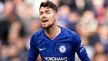 Jorginho, pictured, has called on Chelsea not to let their Bayern Munich loss ruin their season (Tess Derry/PA)