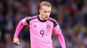 Leigh Griffiths has decided to miss Scotland's game with Israel (Jane Barlow/PA)