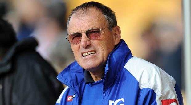 Dario Gradi has retired from all his roles at Crewe (Dave Howarth/PA)