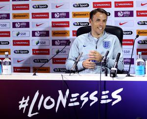 Phil Neville's England role is set to come to an end (Steven Paston/PA)