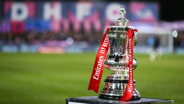 Liverpool will meet Everton in the FA Cup third round (Steven Paston/PA)