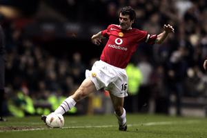 Roy Keane joined Manchester United from Nottingham Forest in 1993 (Phil Noble/PA)