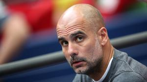 Manchester City manager Pep Guardiola has hit back at criticism of his club (Nick Potts/PA)