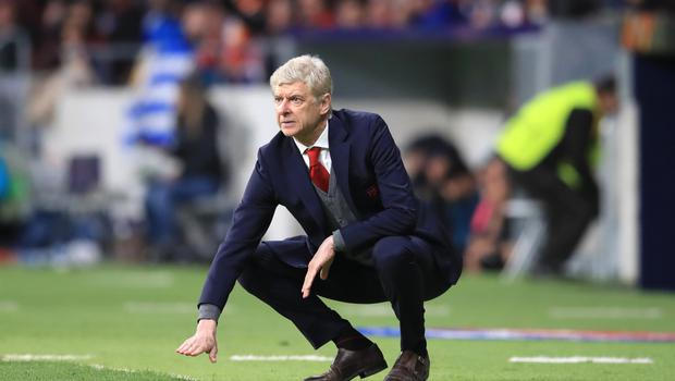 Wenger took charge of his 250th UEFA club competition match as Arsenal crashed out in Madrid