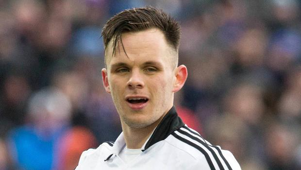 Lawrence Shankland has earned a Scotland call-up (Jeff Holmes/PA)