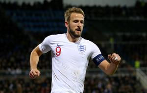 Harry Kane has gone on to become England captain (Steve Paston/PA)