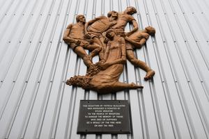 Never forgotten: the Valley Parade fire memorial