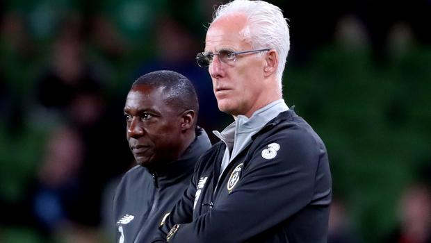 Clark is looking to reestablish himself with the Republic under manager Mick McCarthy (Niall Carson/PA)