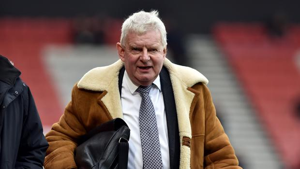 John Motson says there is no chance of him appearing on Strictly Come Dancing