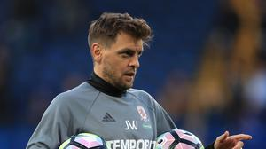 Jonathan Woodgate has been appointed as Middlesbrough's new head coach (Mike Egerton/PA)
