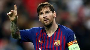 Lionel Messi has asked to leave Barcelona (Nick Potts/PA)