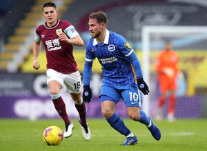 Brighton have reportedly opened contract talks with Alexis Mac Allister (Molly Darlington/PA)