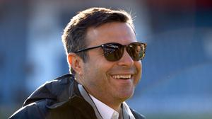 Andrea Radrizzani is Leeds' fifth owner since the club were relegated from the Premier League in 2004 (Daniel Hambury/PA)