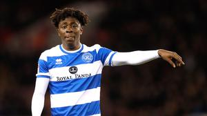 QPR's Ebere Eze has been winning rave reviews (Martin Rickett/PA).