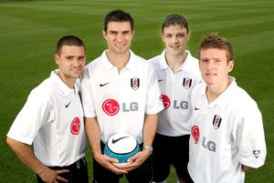 Northern Ireland's David Healy, Aaron Hughes, Chris Baird and Steve Davis all played for Fulham under former international boss Lawrie Sanchez