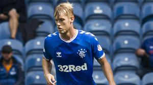 Rangers are pulling out all the stops to get Filip Helander match-fit (Jeff Holmes/PA)
