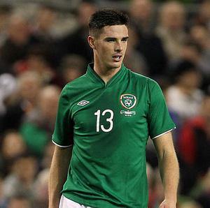 Ciaran Clark was pleased with his performance against Sweden