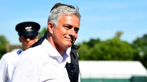 Jose Mourinho does not believe either Manchester United or Chelsea can challenge for the title this season (Victoria Jones/PA)