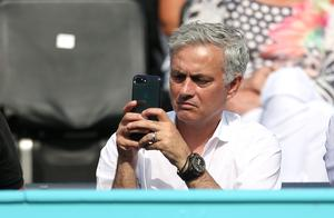 Jose Mourinho likes what he sees from Manchester City (PA)