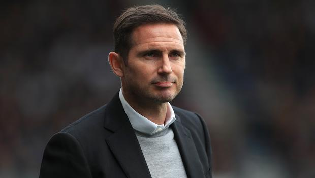 Frank Lampard's future at Derby has come under scrutiny ahead of the play-off final (Mike Egerton/PA)