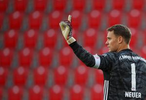 Manuel Neuer is confident Bayern Munich are ready for the Champions League (Hannibal Hanschke/POOL/PA)