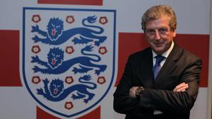 Roy Hodgson was appointed England manager on May 1, 2012 (Andy Couldridge/Reuters/POOL)