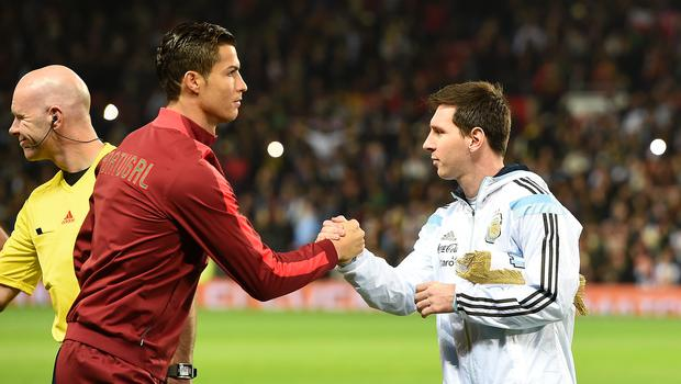 Arsene Wenger tried to sign Cristiano Ronaldo and Lionel Messi