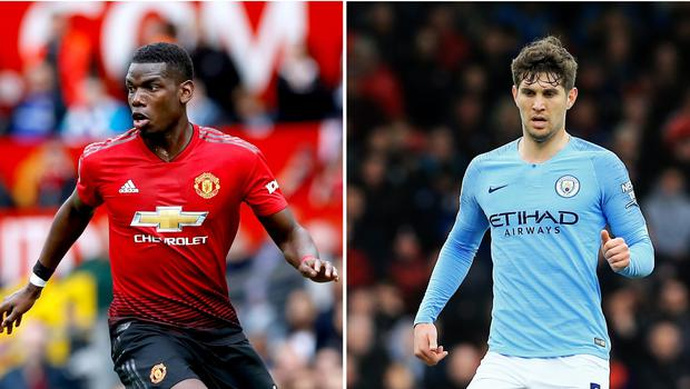 Paul Pogba still wants to leave Old Trafford and John Stones might also be leaving Manchester (Martin Rickett/Mark Kerton/PA)