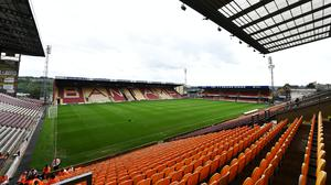 Bradford have suspended season ticket sales for next season after being told to prepare for a lengthy period of behind closed doors action (Dave Howarth/PA)