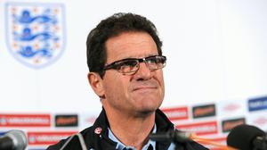 Former England manager Fabio Capello believes players should be more active in the local communities (PA)