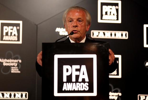 Gordon Taylor and the Players' Board of the Professional Footballers' Association have written an open letter to the EFL, EFL clubs and players (Steven Paston/PA)