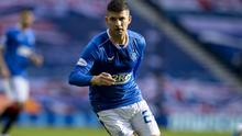 Jordan Jones hasn't played for Rangers since being suspended for a breach of the club's Covid-19 protocol in November.