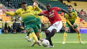 Odion Ighalo is determined to help Manchester United to the FA Cup final (Joe Giddens/NMC Pool/PA)