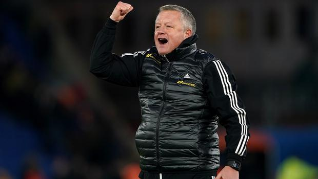 Chris Wilder's team have been the surprise package this season in the Premier League (Tess Derry/PA)