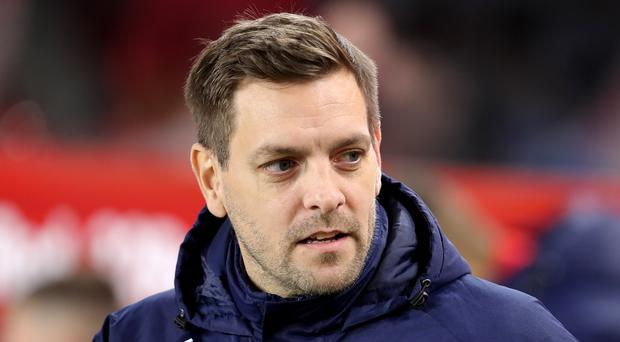 Middlesbrough head coach Jonathan Woodgate is relishing an FA Cup replay trip to former club Tottenham (Richard Sellers/PA)