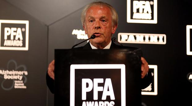 A statutory Charity Commission inquiry will look into the management of the PFA charity, which has Gordon Taylor, pictured, as one of its trustees (Steven Paston/PA)