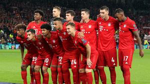Bayern Munich will soon be back in action (Steven Paston/PA)