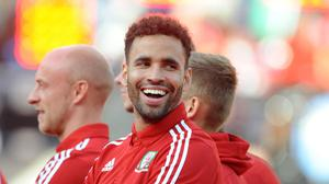 West Brom striker Hal Robson-Kanu has made himself available again for Wales (Simon Galloway/PA)