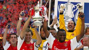 Arsenal have won the FA Cup a record 13 times (PA)
